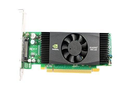 Dell NVIDIA Quadro NVS 420 512MB GDDR3 Graphics Card