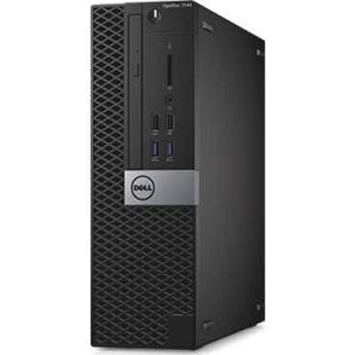 Dell Optiplex 7040 N017O7040SFFAU Desktop