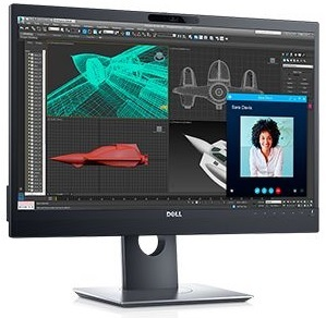 Dell P2418HZM 24inch LED LCD Monitor