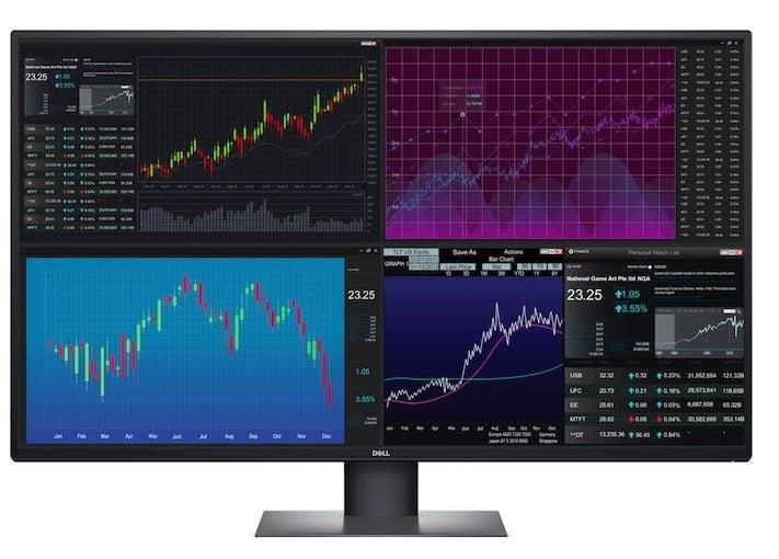 Dell UltraSharp U4320Q 43inch LED Monitor