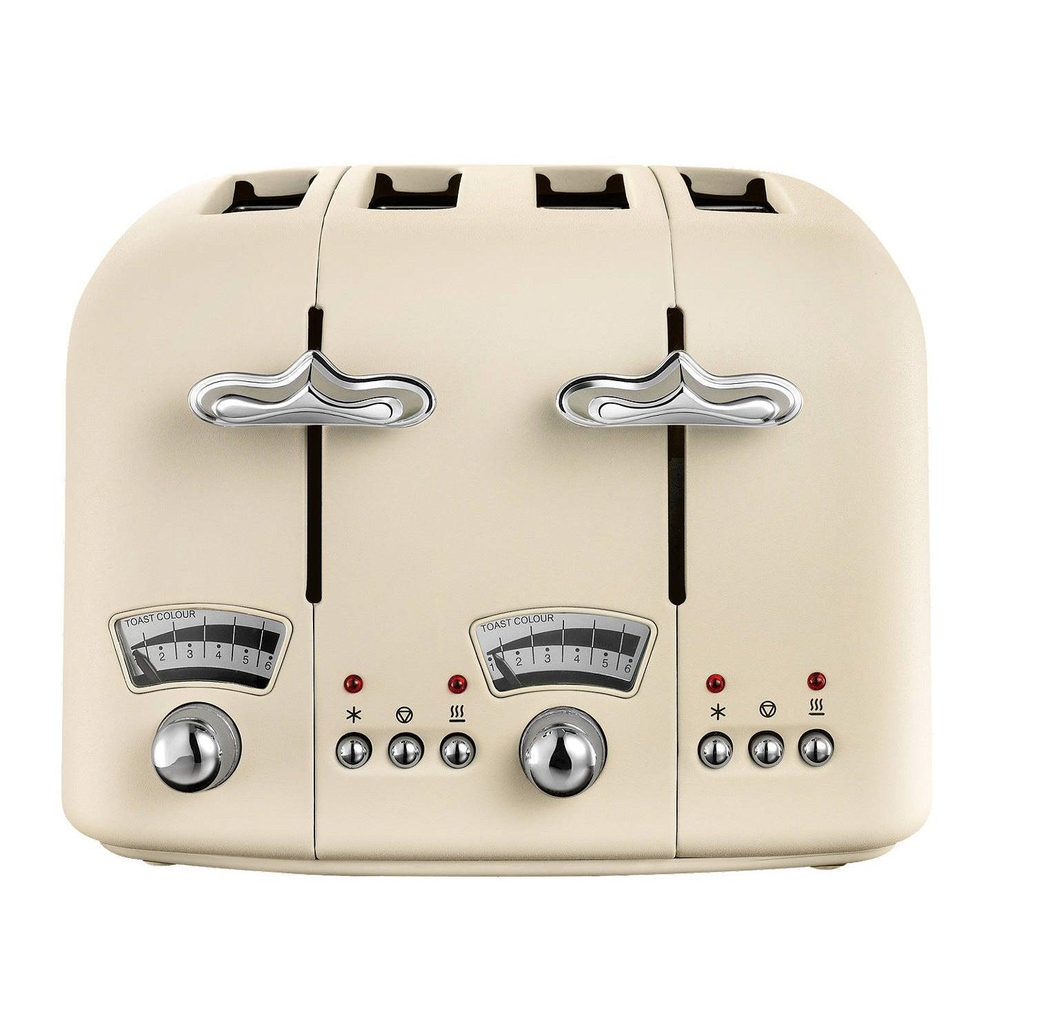 Delonghi Argento Flora 4 Toaster