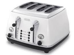 Delonghi CTO4003S Toaster