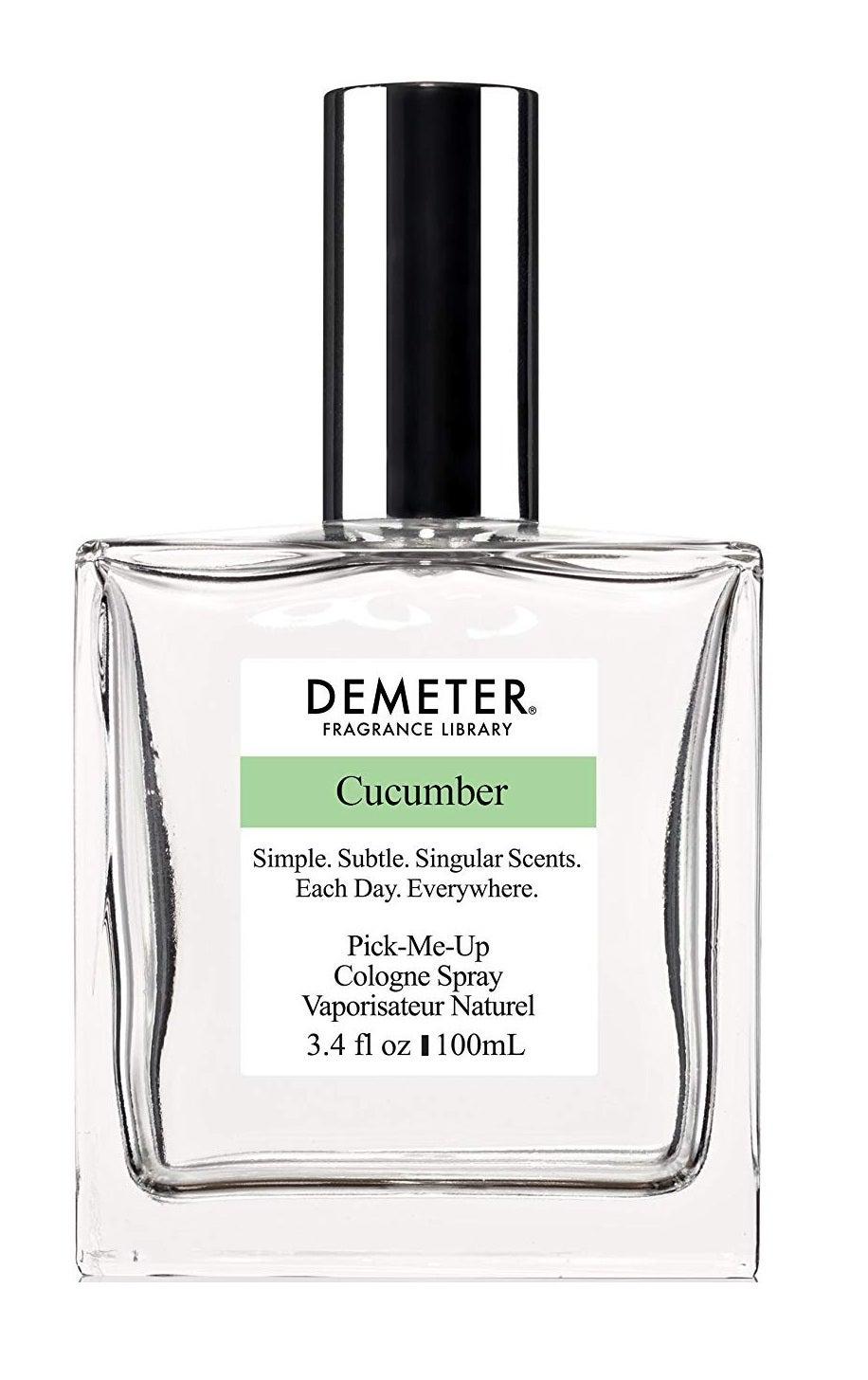 Demeter Cucumber Unisex Cologne