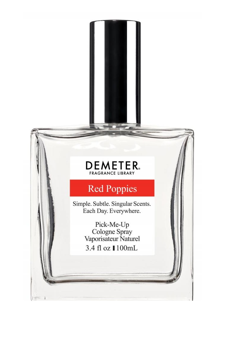 Demeter Red Poppies Unisex Cologne