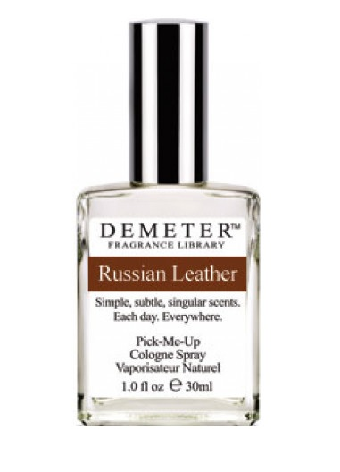 Demeter Russian Leather Unisex Cologne