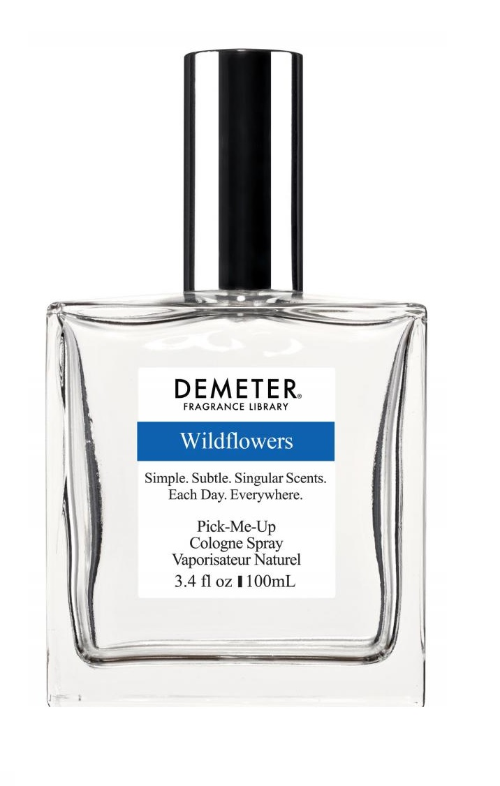 Demeter Wildflowers Unisex Cologne