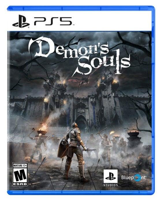 Atlus Demons Souls PS5 Playstation 5 Game