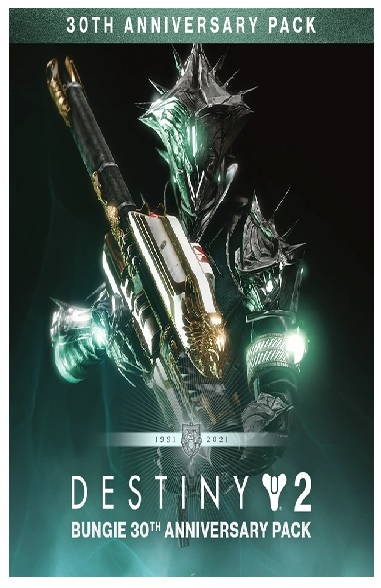 Bungie Destiny 2 Bungie 30th Anniversary Pack PC Game