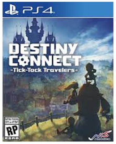 NIS Destiny Connect Tick Tock Travellers PS4 Playstation 4 Game