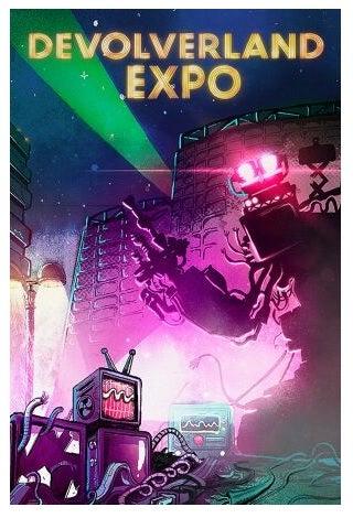 Devolver Digital Devolverland Expo PC Game