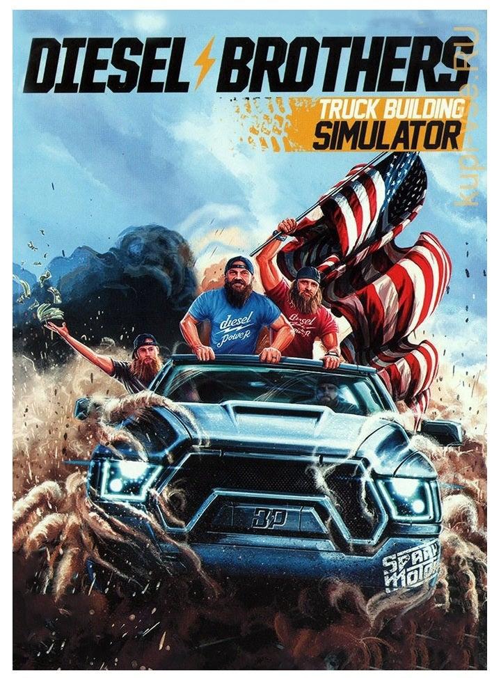 PlayWay Diesel Brothers Truck Building Simulator PC Game