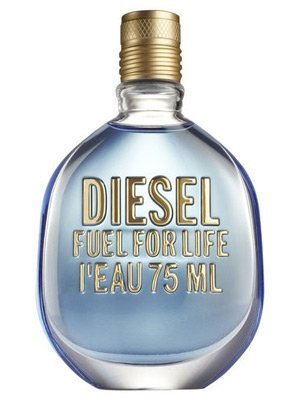 Diesel Fuel For Life LEau 75ml EDT Men's Cologne