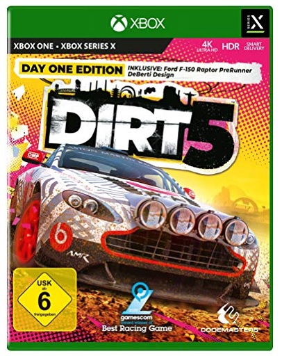 Codemasters Dirt 5 Day One Edition Xbox Series X Game