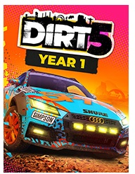 Codemasters Dirt 5 Year One Edition PC Game