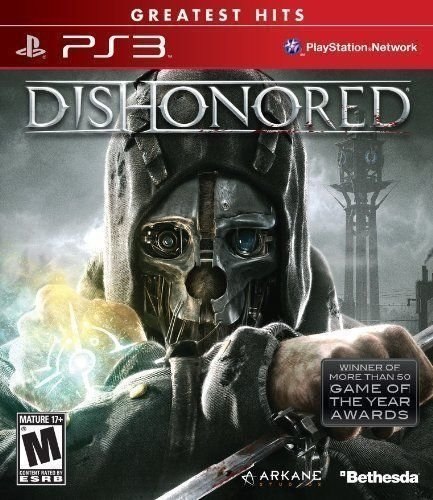 Bethesda Softworks Dishonored Greatest Hits PS3 Playstation 3 Game