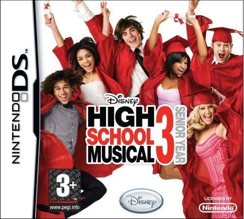 Disney High School Musical 3 Senior Year Refurbished Nintendo DS Game