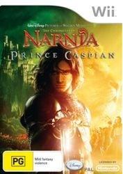 Disney Narnia 2 Prince Caspian Refurbished Nintendo Wii Game