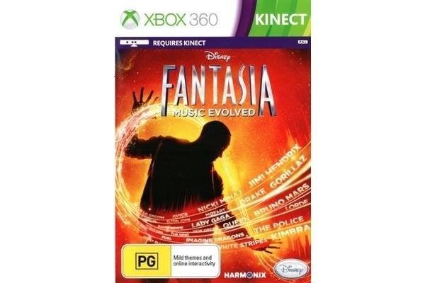Disney Fantasia Music Evolved Xbox One Game