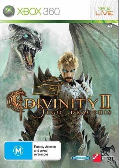 1C Company Divinity 2 Ego Draconis Refurbished Xbox 360 Game