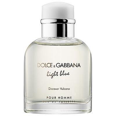 Dolce & Gabbana Light Blue Discover Vulcano Men's Cologne
