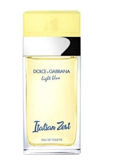Dolce & Gabbana Light Blue Italian Zest Women's Perfume