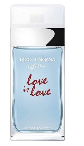 Dolce & Gabbana Light Blue Love Is Love Women's Perfume