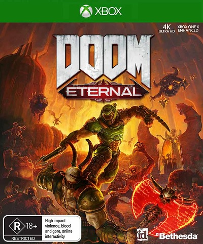Bethesda Softworks Doom Eternal Refurbished Xbox One Game