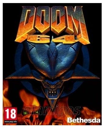 Bethesda Softworks Doom 64 PC Game