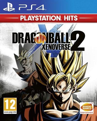 Bandai Dragon Ball Xenoverse 2 Playstation Hits PS4 Playstation 4 Game