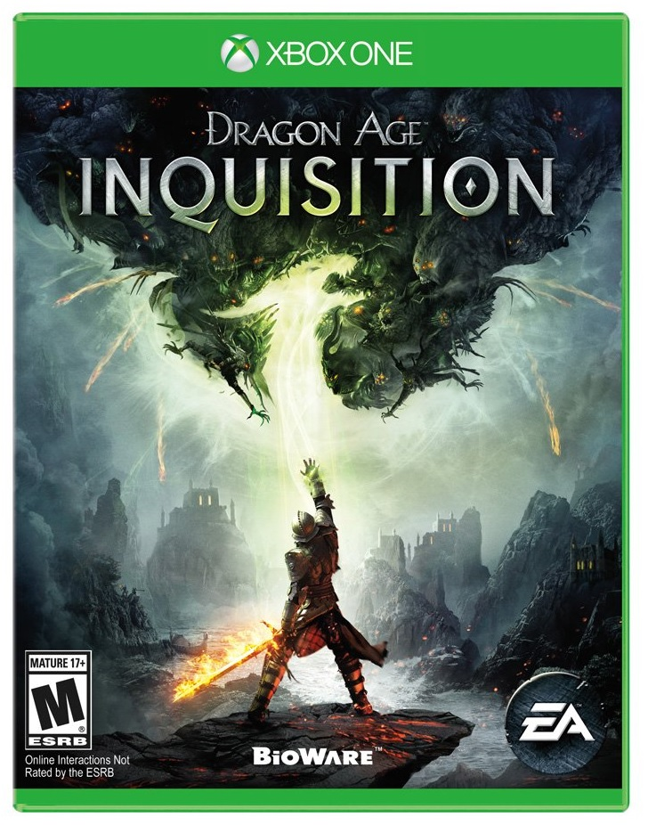 Electronic Arts Dragon Age Inquisition Refurbished Xbox One Game
