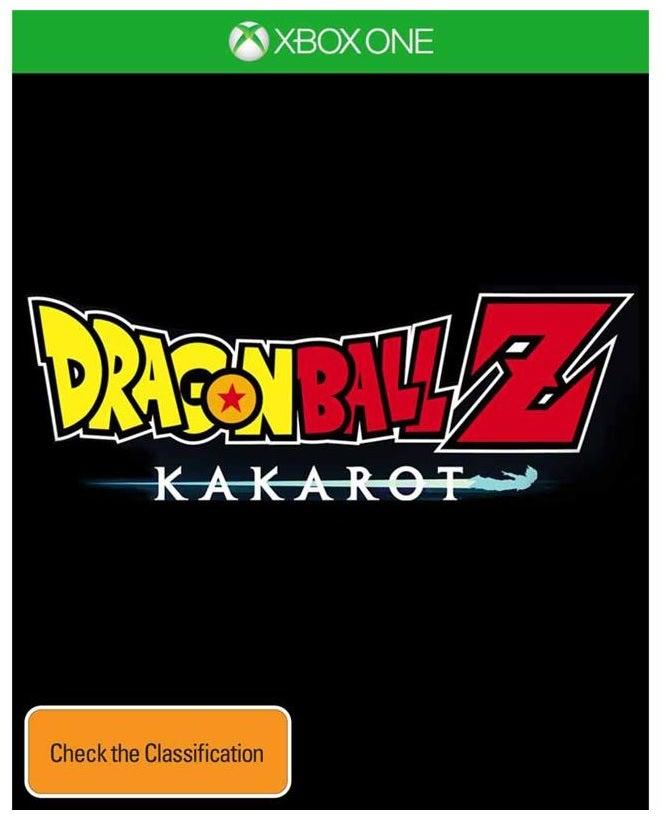 Bandai Dragon Ball Z Kakarot Xbox One Game