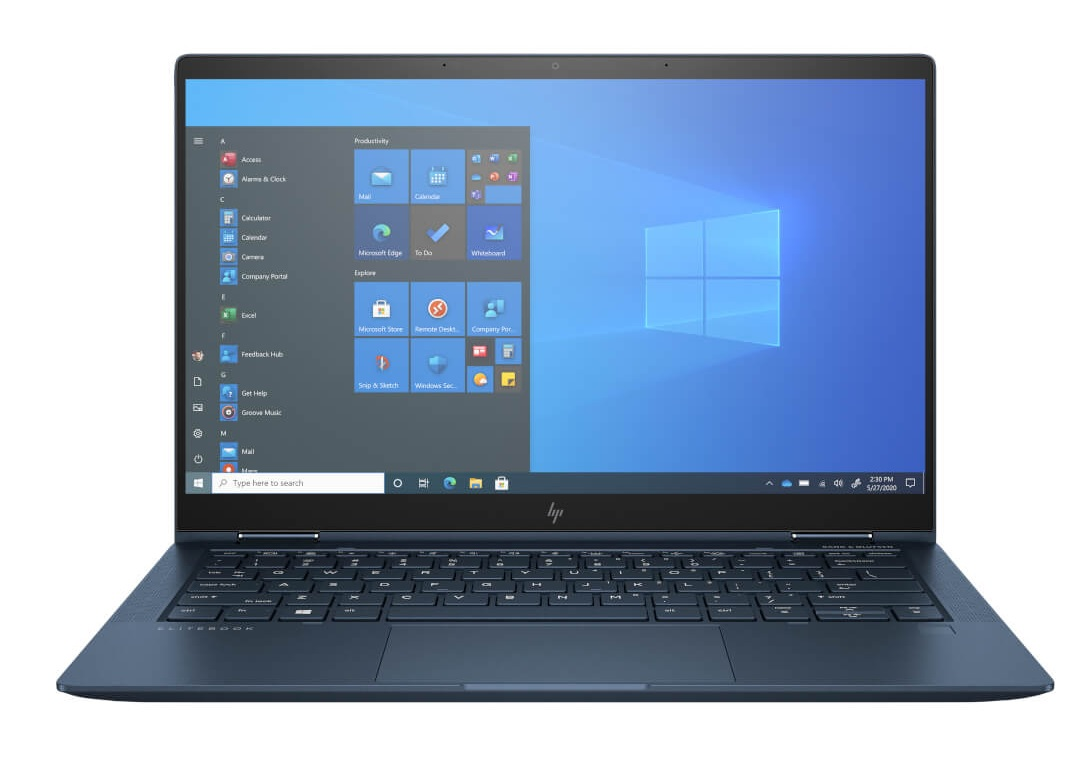 HP Dragonfly X360 G2 13 inch Laptop