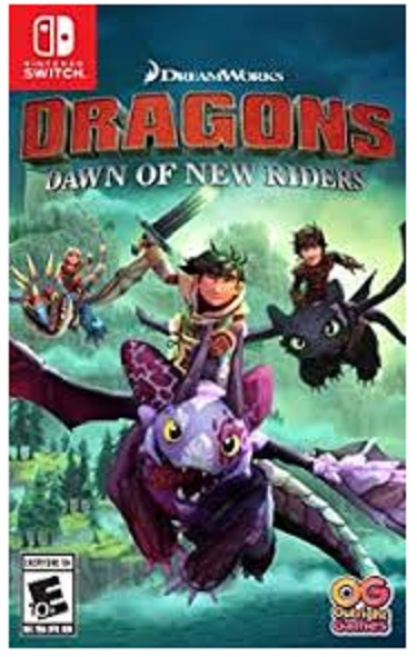 Outright Games Dragons Dawn of New Riders Nintendo Switch Game