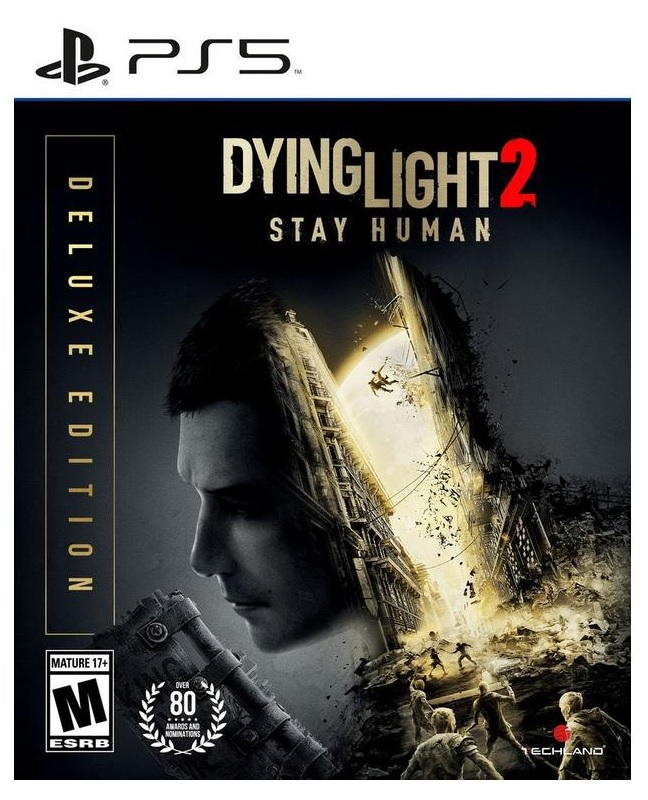 Techland Dying Light 2 Stay Human Deluxe Edition PS5 PlayStation 5 Game
