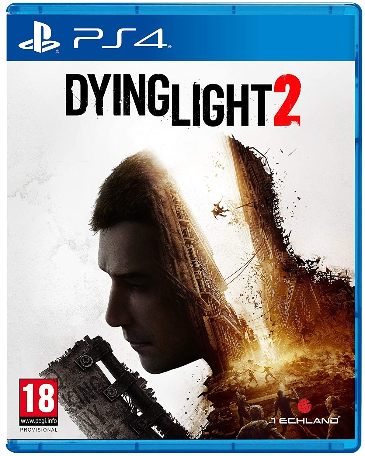 Techland Dying Light 2 Stay Human PS4 Playstation 4 Game