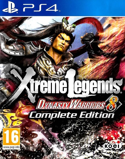 Tecmo Koei Dynasty Warriors 8 Xtreme Legends Complete Edition Refurbished PS4 Playstation 4 Game
