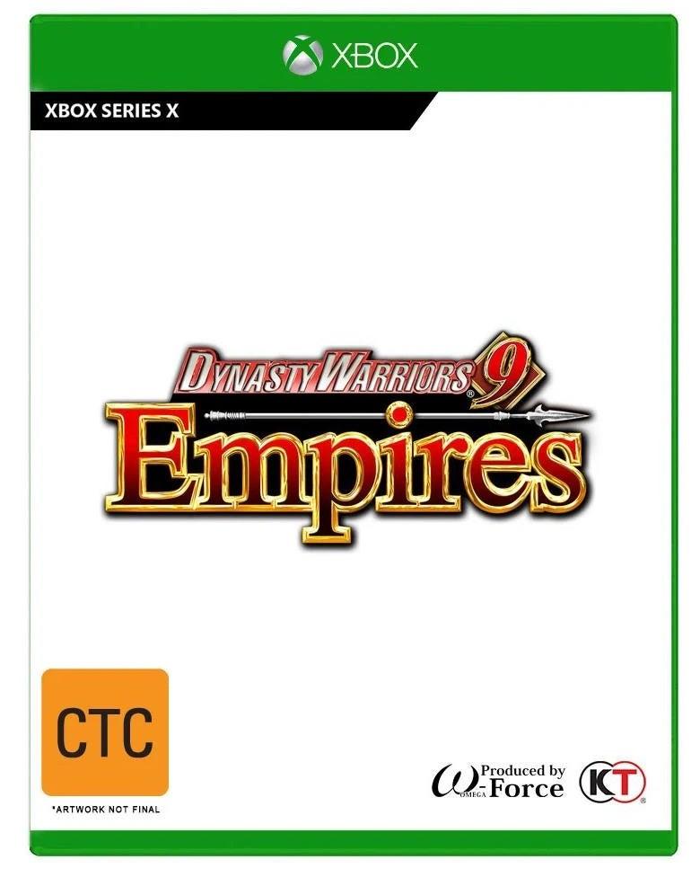 Koei Dynasty Warriors 9 Empires Xbox X Game