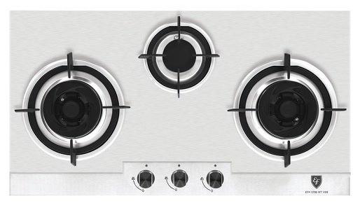 EF Appliances EFH3766WTVSB Kitchen Cooktop