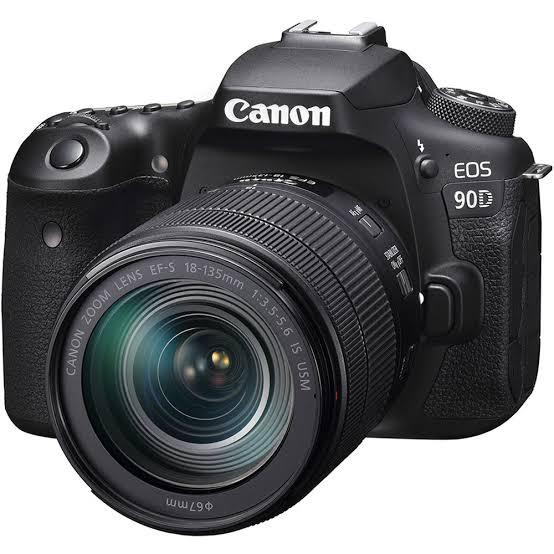 Canon EOS 90D Digital Camera