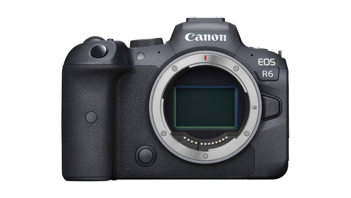 Canon EOS R6 Digital Camera