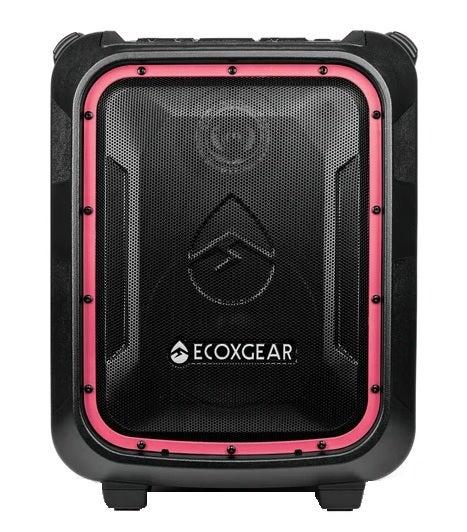 Ecoxgear Ecoboulder Plus Mcgrath Portable Speaker