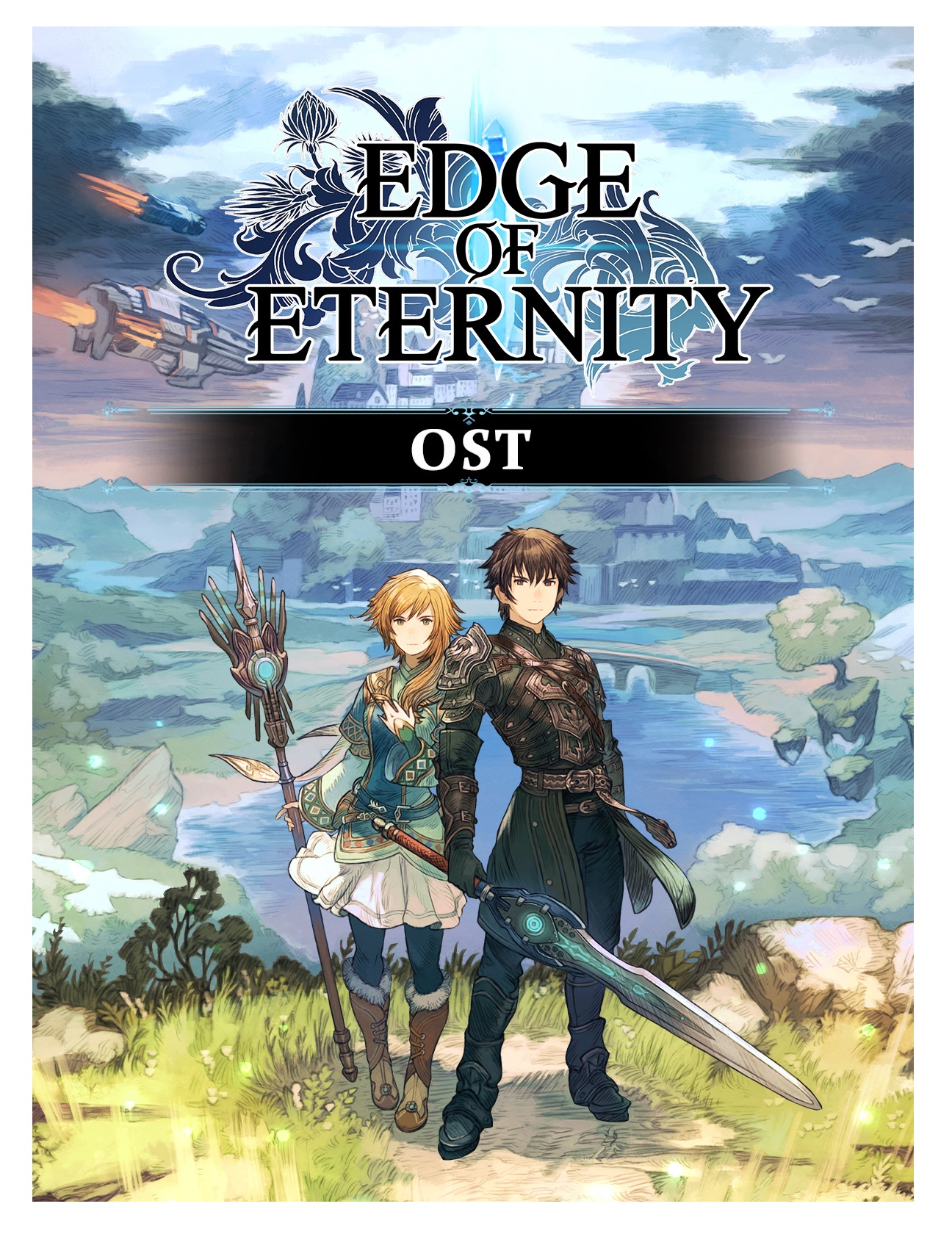 Dear Villagers Edge Of Eternity OST PC Game