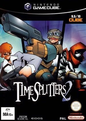 Eidos Interactive Timesplitters 2 GameCube Game