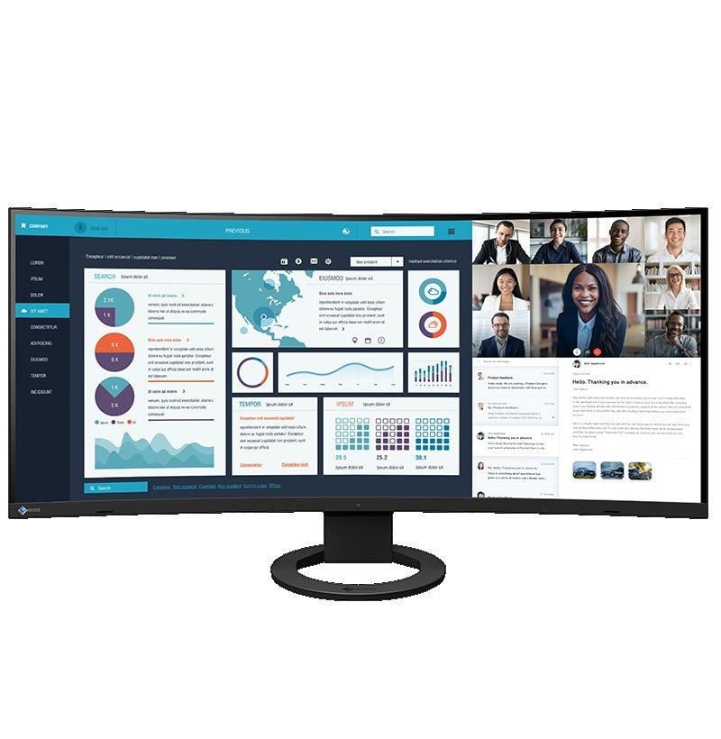 Eizo FlexScan EV3895 37.5inch LED Monitor