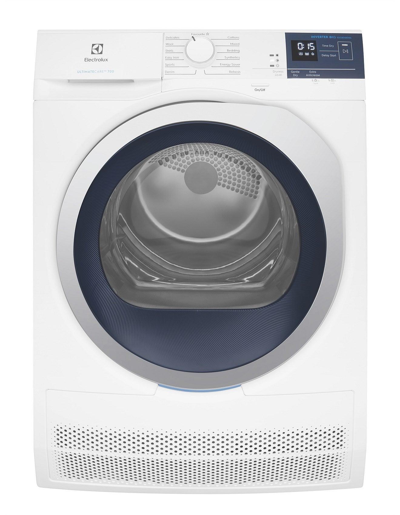 Electrolux EDC804BEWA Dryer
