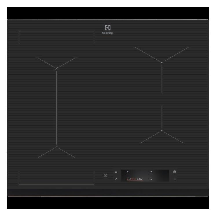 Electrolux EIS6648 Kitchen Cooktop
