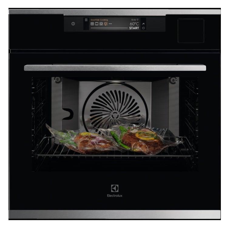 Electrolux KOAAS31WX Oven