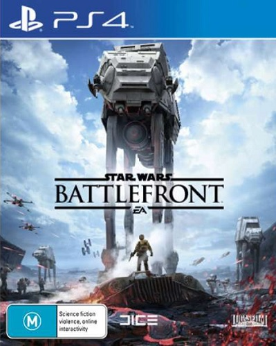 Electronic Arts Star Wars Battlefront PS4 Playstation 4 Game