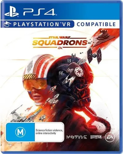 Electronic Arts Star Wars Squadrons Refurbished PS4 Playstation 4 Game