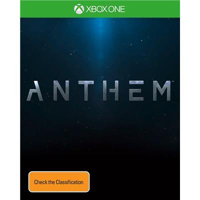Electronic Arts Anthem Xbox One Game